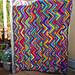 Zigzagzig Blanket pattern