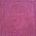 Breastfeeding Advocacy Dishcloth pattern