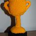 Amigurumi Trophy pattern