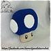 Mario Bros Mushroom Pillow pattern