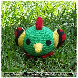 Ravelry: Newborn Pokémon Inspired Hat pattern by Olivia Kent ... | 320x320