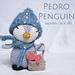 Pedro Penguin pattern
