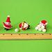 Teeny Tiny Mochimochi Santas pattern