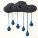 Rainycloud pattern