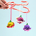 Teeny-Tiny Mochimochi Sugarplum Fairies pattern