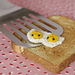 Tiny Fried Eggs pattern