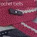 #417 Bohemian Hip Belt pattern
