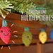 Amigurumi Holiday Lights pattern