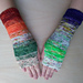 Fast Fade Fingerless Mitts pattern