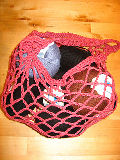 Old Fashioned String Bag