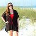 Beach Day Ruana pattern