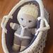 Moses Basket Bag pattern