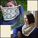 Remolino Cowl pattern
