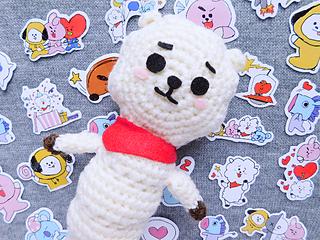 BT21 Mang Crochet~   ARMY's Amino   240x320