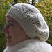 """""""Warm Snowflake"""" Slouchy Hat pattern"""