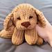 Sebastian the Puppy pattern
