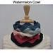 Watermelon Cowl pattern