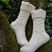 The veterinarian's socks / Veterinärstrumpor pattern