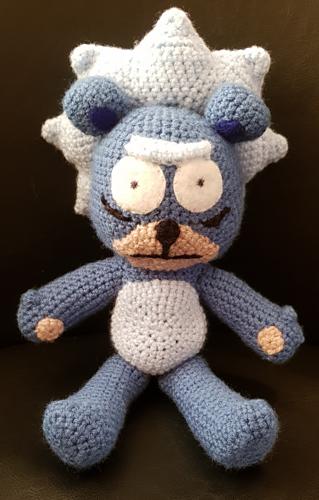 Crochet Amigurumi Doll Lily: Free pattern - Katkarmela о вязании | 500x319