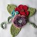 Flower Brooch pattern