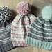 Sister's Hat Collection pattern