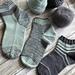 Not So Vanilla DK Socks pattern