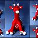 Gitta the Giraffe pattern