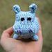 Hilde the Hippo pattern