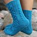 Jormungandr Socks pattern