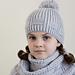 Winterlaced Hat pattern