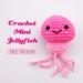 Mini Jellyfish pattern