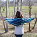 Color Study Boomerang Scarf pattern