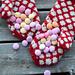 Heksas godterivotter pattern