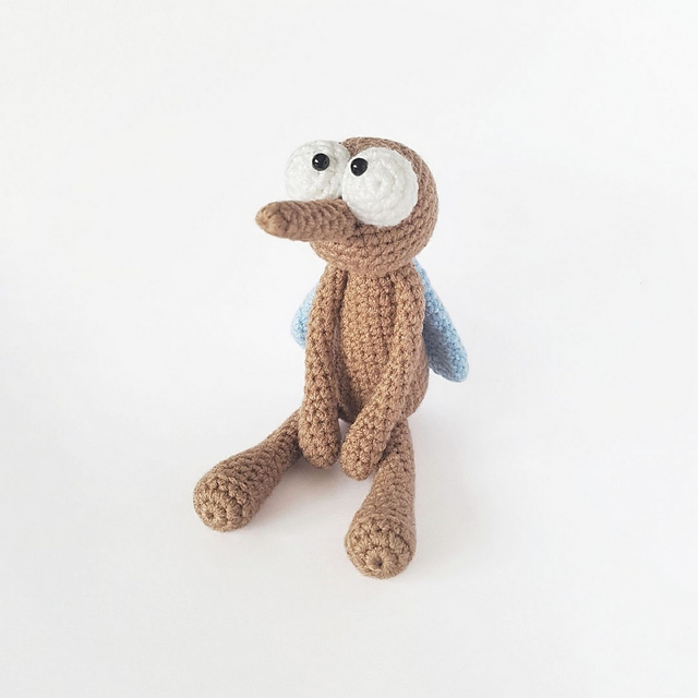 PDF AquaAmi Sea Lion amigurumi CROCHET PATTERN | 640x640
