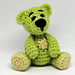Percy Bear pattern