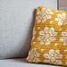 Dahlia Pillow pattern