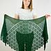 Serrate Shawl pattern