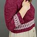 Mosaic Cropped Sweater pattern