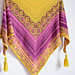 Carina Mosaic Shawl pattern