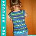 Iris Toddler Top pattern