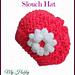Parisian Sweetheart Slouch Hat pattern