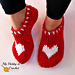 Heart & Sole Slippers pattern