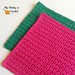 Easy Dishcloth pattern