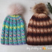 Unforgettable Cable Rib Hat pattern