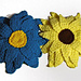 Flower Hat (Sunflower + Gerbera/Daisy) pattern