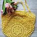 Sakura Market Bag pattern