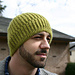 Cozy Ribbed Hat pattern