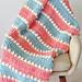 6 Hour Crochet Blanket pattern
