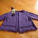 Jacke / Cardigan Malibu pattern