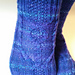 A Thrill Ride Socks pattern